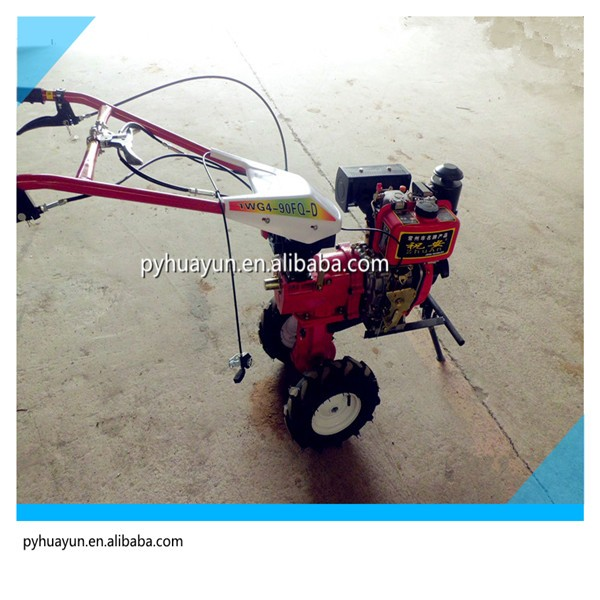 Agriculture Machinery small land tillers