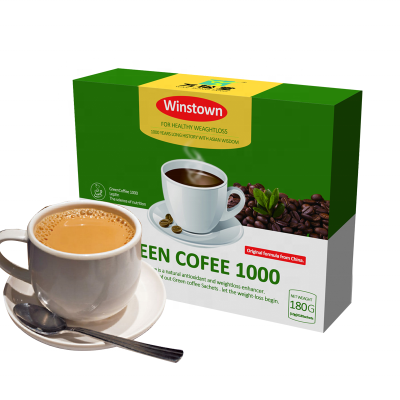 Instant Green Coffee Extract L Carnitine Green Tea Garcinia