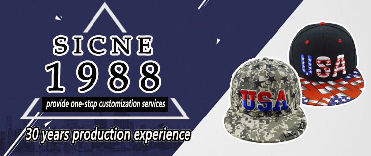 674fff5174e 2019 Promotional 100% acrylic 6 panel high quality baseball cap custom 3d  embroidery cap trump