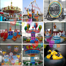 High quality various electronic amusement park equipment