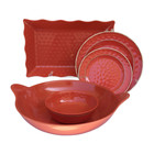 New Arrival Wholesales Disposable Bamboo Melamine Hotel Dinner Ware