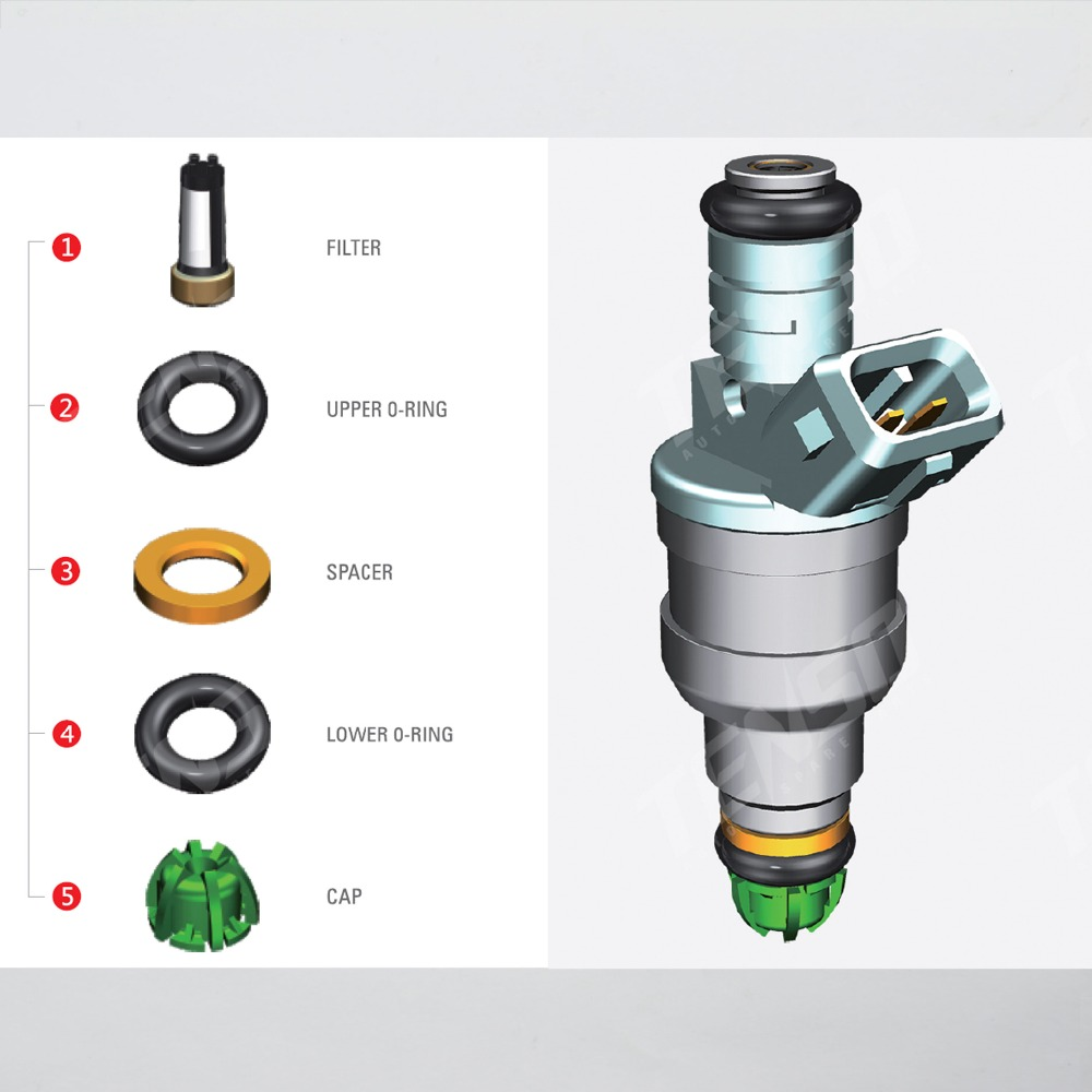 China Fuel Injector Filter Manufacturers Bendix Filters And Suppliers On