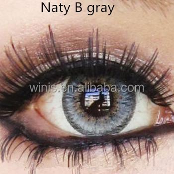 183b1c1e16e 2014 Naty B made by I-CODI Korea factory sealed lenses wholesale colored  contacts