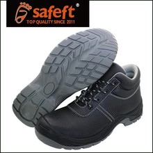 Euro construction outdoor fiber midsole steel toe cap best selling fashion autumn work shoes