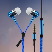 High Quality In-Ear Wired Stereo Headphones headset Remote&Mic Earphone For IPHONE XIAOMI For Samsung Galaxy S3 S4 Note 3 MP3/4