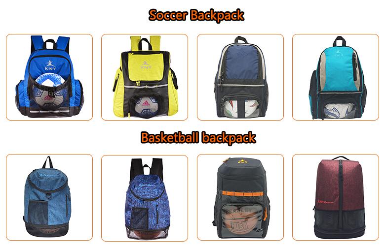 2019 Custom OEM Wholesale Waterproof New Blue Sports Bag Duffle Gym Bag Backpack For Men And Women