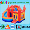 Cheap inflatable bouncers for sale,jumping slide inflatable castle
