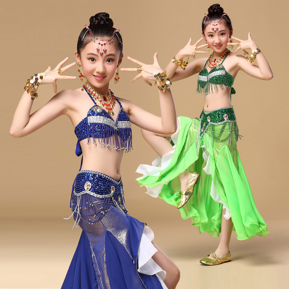 9280522b7986 China Girls Indian Dance Dress, China Girls Indian Dance Dress  Manufacturers and Suppliers on Alibaba.com