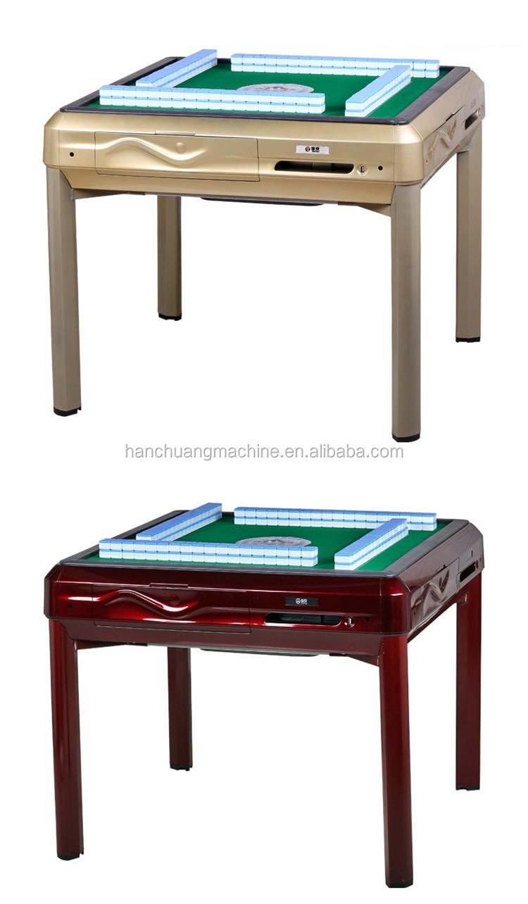 Automatic Mahjong Table Buy Chinese Mahjong Machine Automatic