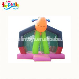 china newest huge fun inflatable betty bug bouncer imported
