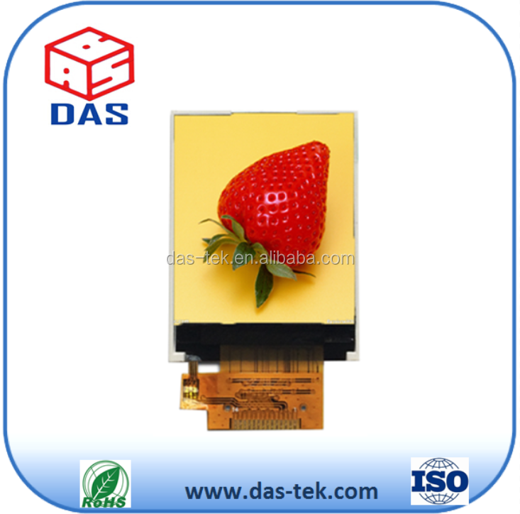 1.8 inch 128x160 dots small tft lcd module