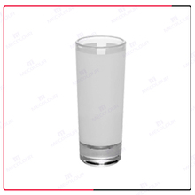 Groothandel 2.5 oz clear glas shooter mok <span class=keywords><strong>sublimatie</strong></span>