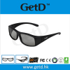 Cinema Use Circular Polarized Passive Cheap and Fashionable 3D Glasses Original