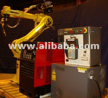 Fanuc Robot Arcmate 120il M16il Rj3 Welding Robot Arc Mate - Buy 120il  Product on Alibaba com