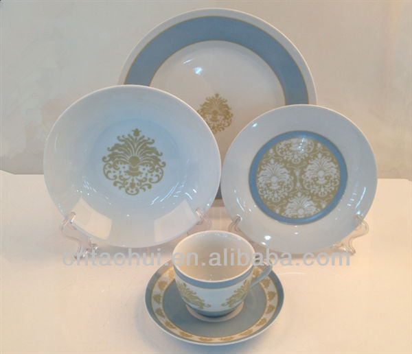 tedesco porcellana dinnerware