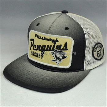 Wholesale Printed Trucker Mesh Cap Embroidery Patch Mesh Trucker