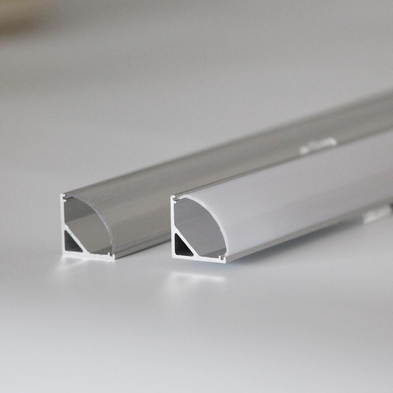 Venta al por mayor perfiles plasticos para muebles compre for Perfiles aluminio para muebles