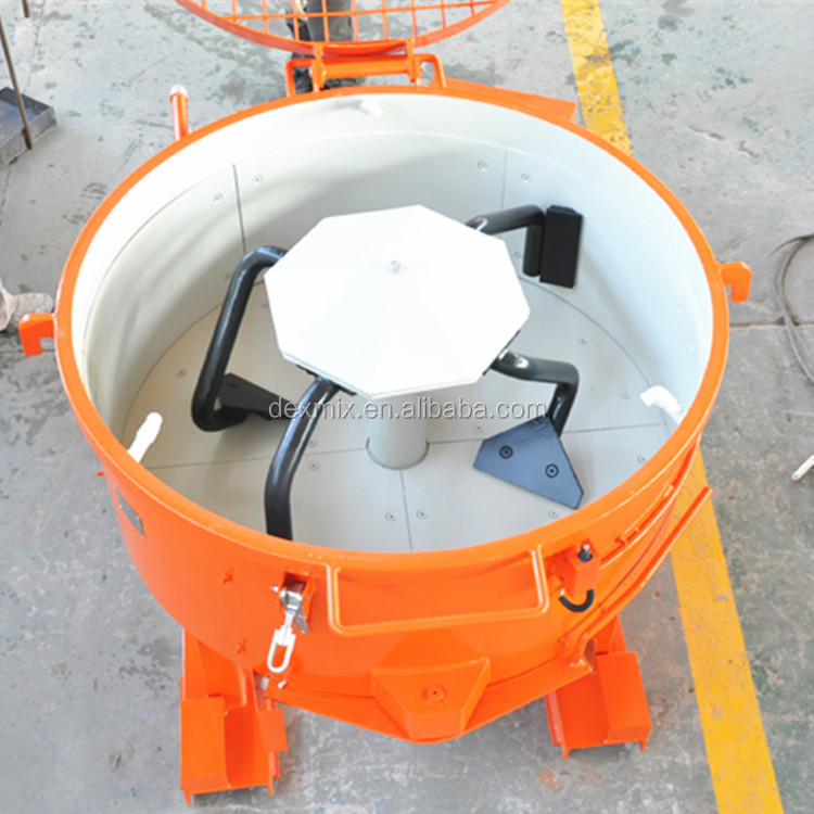 Refractory Site Use Mobile Mortar Refractory Use Castable Pan Mixer - Buy  Castable Mixer,Mixer For Refractories,Refractory Mixer Product on