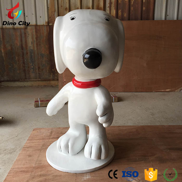 Fiberglass Snoopy Statue, Fiberglass Snoopy Statue Suppliers And  Manufacturers At Alibaba.com