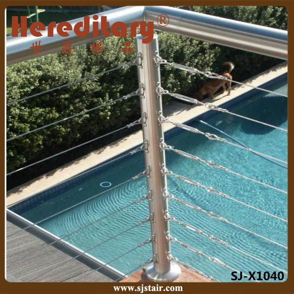 List Manufacturers of Wire Railing Hardware, Buy Wire Railing ...