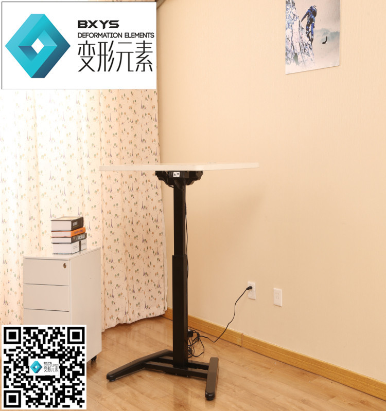 wholesale height adjustable desk india with high quality