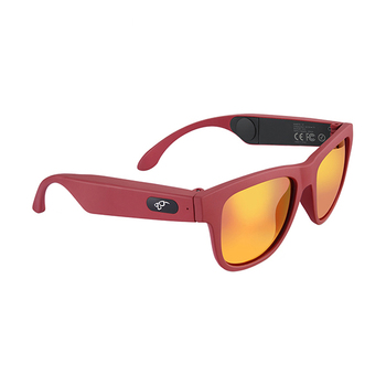 sitio de buena reputación e9600 93388 Oem Fabricación Original De Conducción Ósea Bluetooth Zungle Viper  Vibración Gafas De Sol - Buy Gafas De Sol De Conducción Ósea,Gafas De Sol  ...