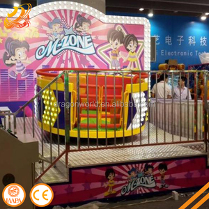 Mini amusement disco turntable tagada rides for kiddie