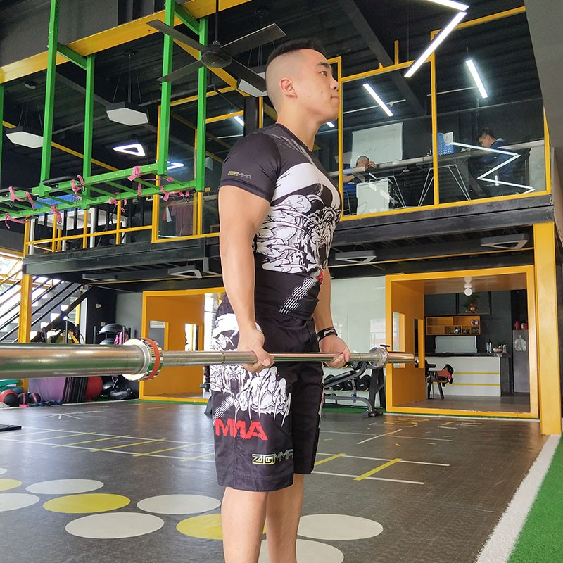 Kick Boxing Pants 4