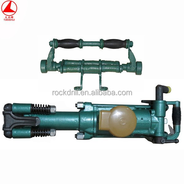 jack hammer YT24/air leg pneumatic mini rock drillYT24/pneumatic forging hammer/pneumatic air digging tools/small hand tools