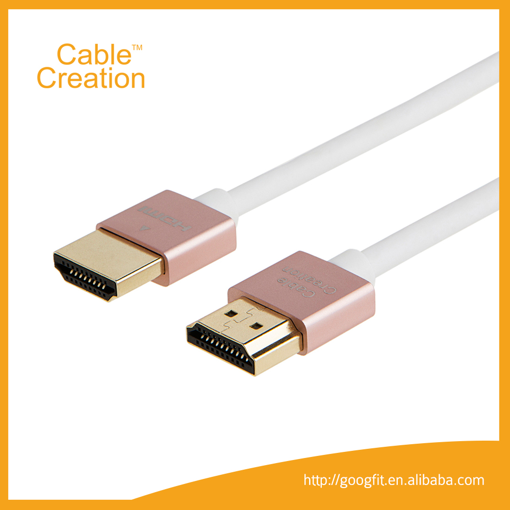 3.3FT High-Speed Gold Plated Bulk HDMI to HDMI 2.0 1.3 1.4 Cable Male to Male for PS3 PS4