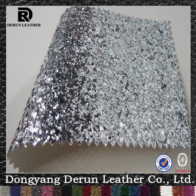 Zhejiang yiwu tessuto sparkle moda borse pelletteria oro carta da ...
