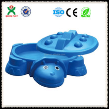 Guangzhou Manufacturer Cute Design kids sand and water play set/sand water play equipment/QX-175K