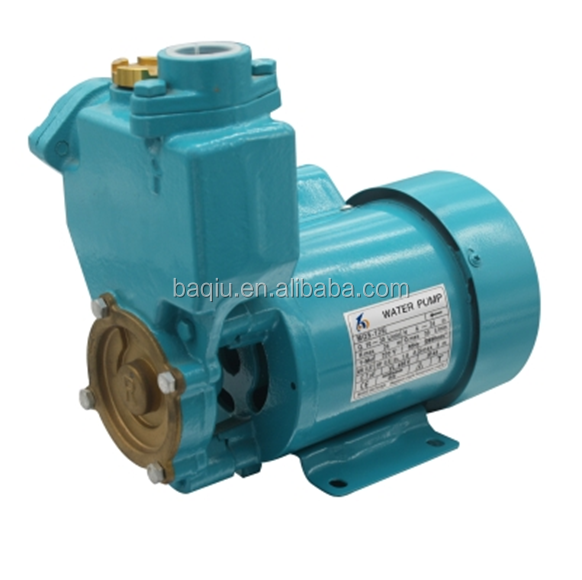 electric propulsion self priming home use booster water pump price