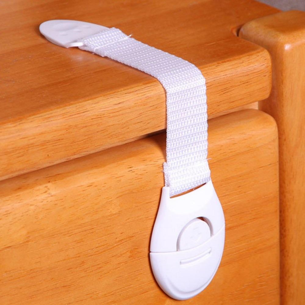 5 шт./лот дети дети ухода за детьми безопасность замки ремни для кабинета ящик дверца холодильник туалет гвардии HH10