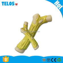 Telos pet dog nylon branch grinding teeth toy