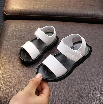 Baby Boy Flat Shoes Child Beach Sandals
