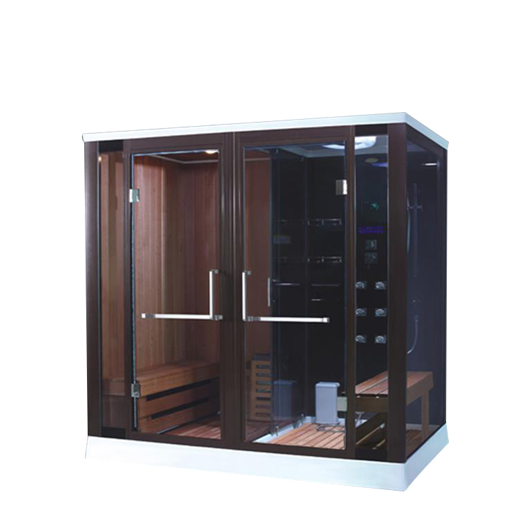 Home Steam Sauna Room Personal Shower Combo Product