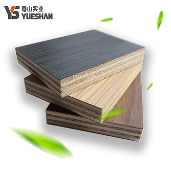 Cheap Price Kitchen Cabinet Board 19mm Maple Laminated ...