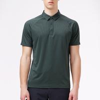 Custom high quality cotton men's polo t shirt with brand logo