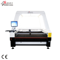 Low cost textile laser cutting machine price+used laser cutting machines