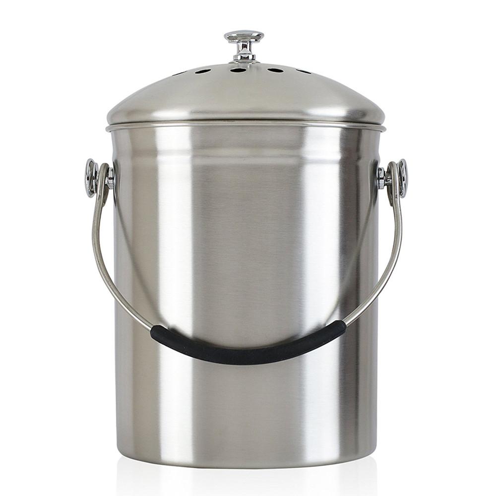 Finden Sie Hohe Qualität Küche Kompost Eimer Hersteller und Küche ...