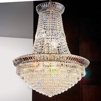 Luxury Golden Crystal Chandelier for Dining Room 71099