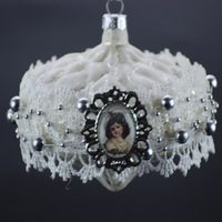 Cheap ideas unusual glass decorating ornament