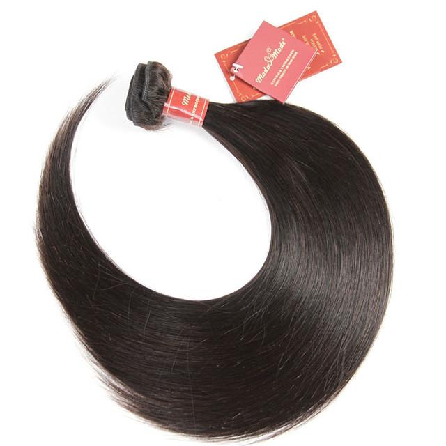 Virgin Human Peruvian Hair 100% Virgin Peruvian Hair Weave Bundles