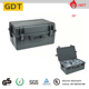 Equitment carrying case water proof plastic tool box trolley tool case