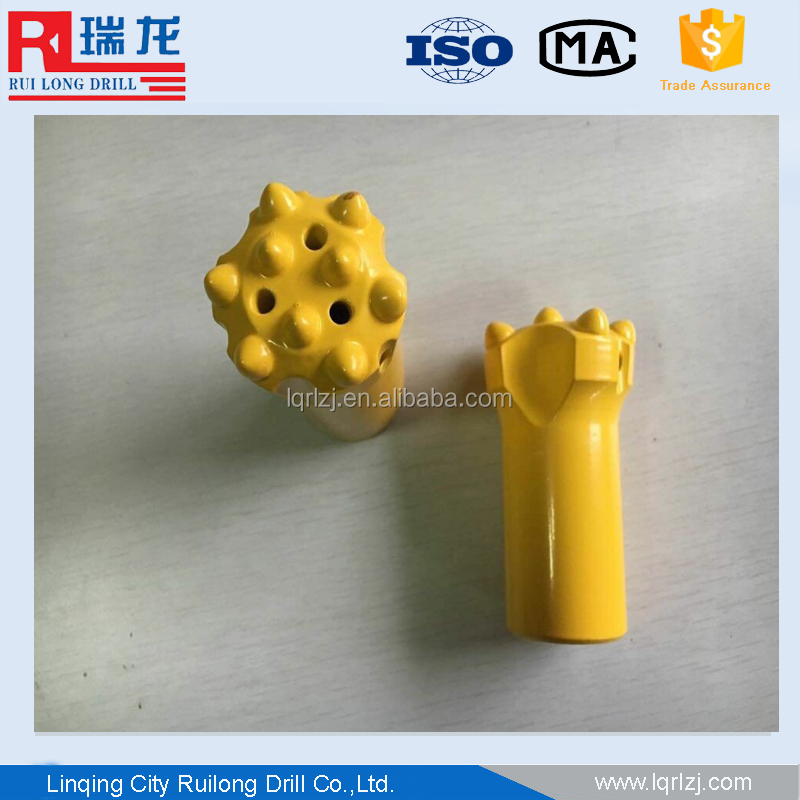 mining quarrying rock drill bit sizes for sale 40mm 42mm