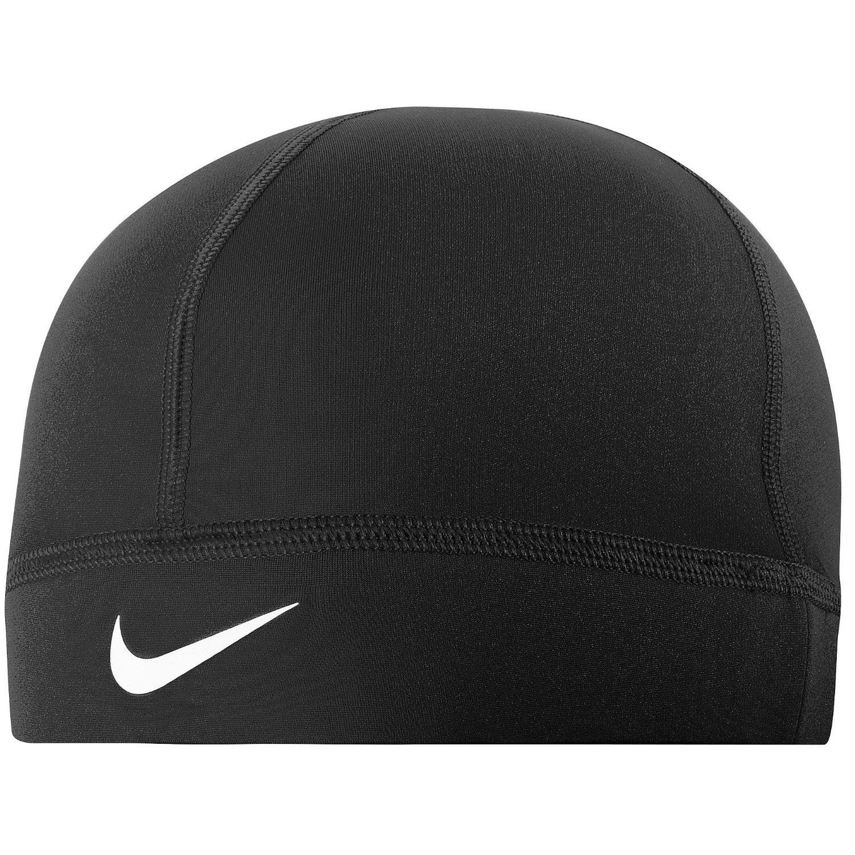 Nike Pro Combat Hyperwarm Skull Cap (Black, One Size Fits Most)