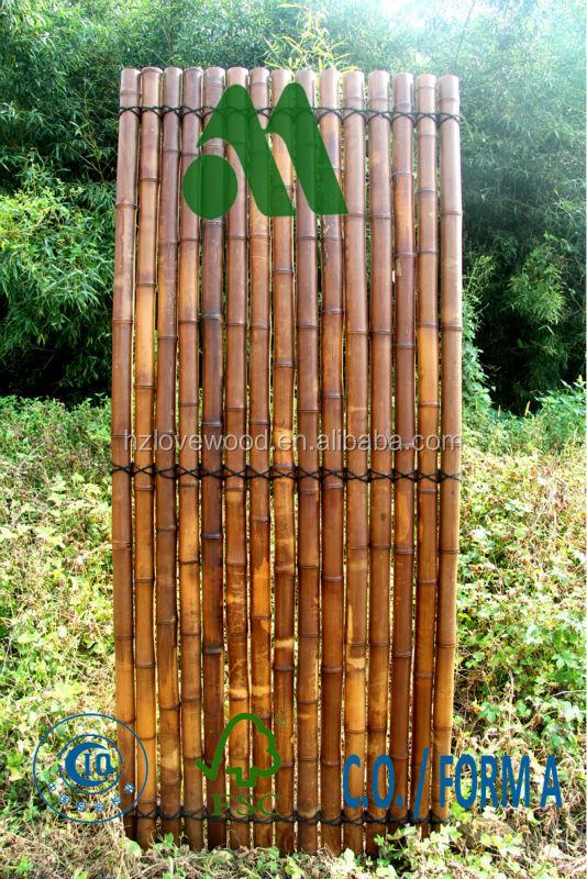 jardn de bamb paneles chocolate de bamb