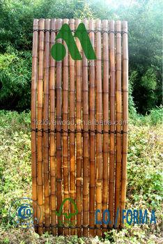 jardn de bamb paneles chocolate de bamb para el