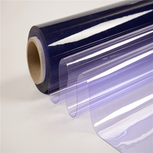 Top-sale widely usage PVC Super Clear in roll PVC Lamination Film for packaging